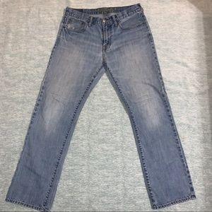 American Eagle men's original straight jeans 32x32